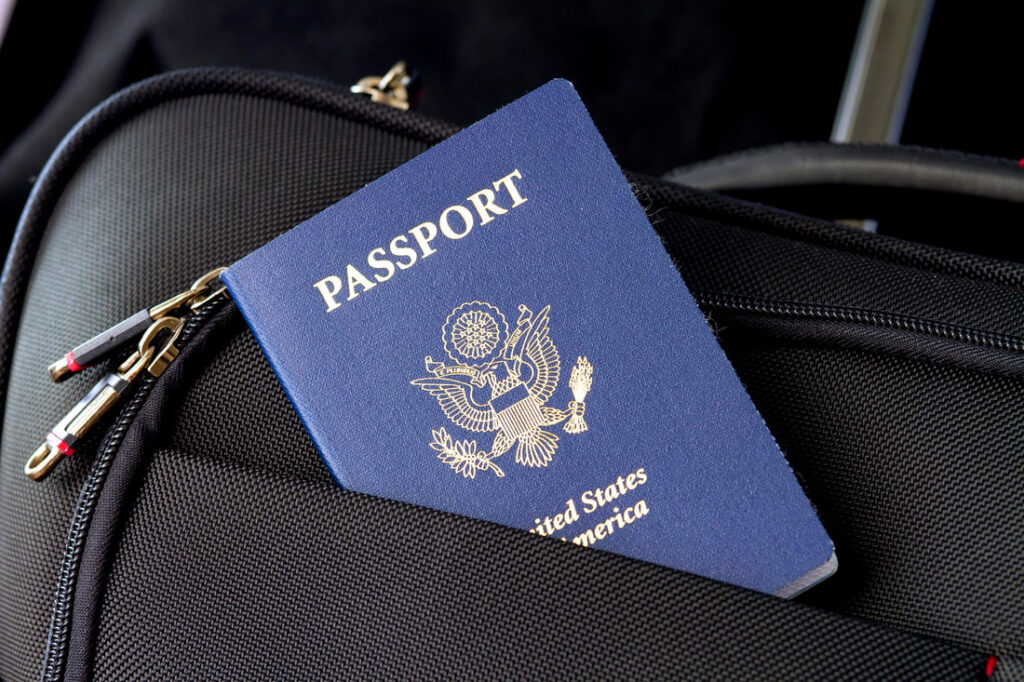 Passport of American citizens | ITALY'S ELECTIVE RESIDENCE VISA
