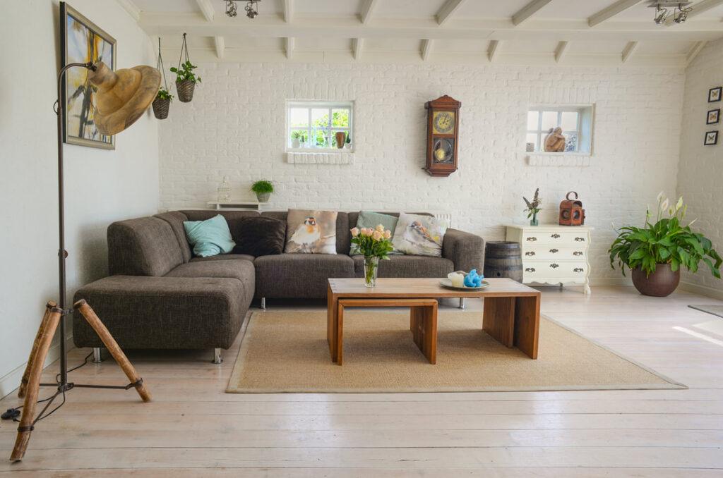 Short term rental business in Italy | Elegant Living room