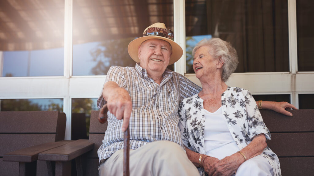 Happy retired people | Are US pensions taxed in Italy?