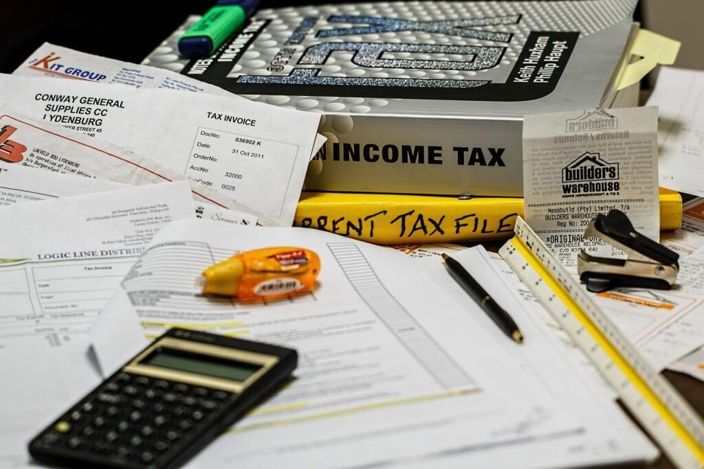 Italian Income tax calculator
