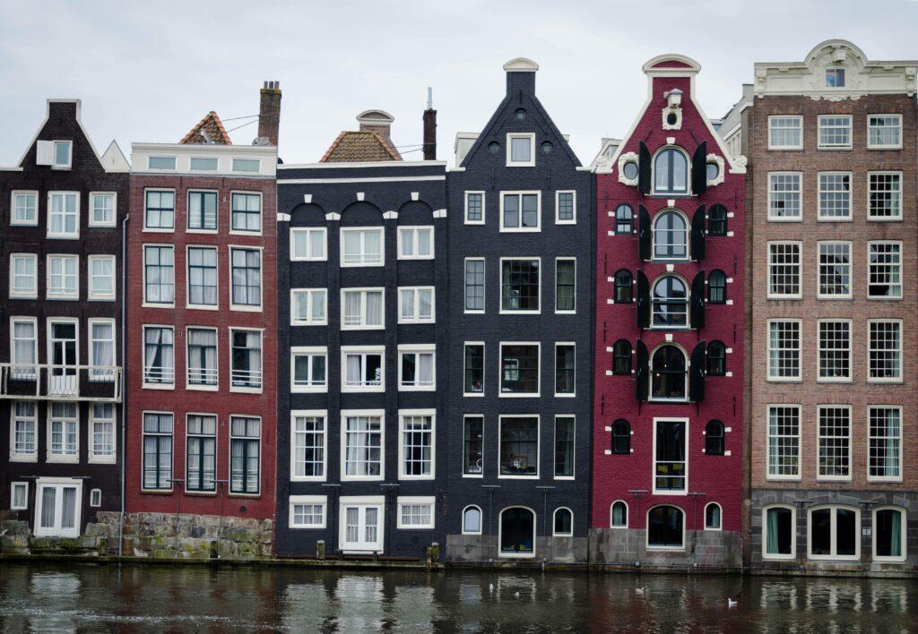 Vista di Amsterdam | aprire un'azienda in Olanda